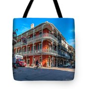 French Quarter Afternoon Tote Bag