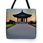 Friendship Bell Tote Bag