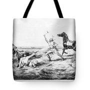 Frontiersman, 1858 Tote Bag