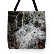 Frozen V Tote Bag