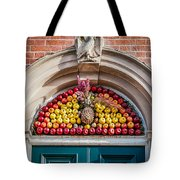 Fruit Door Covering Tote Bag