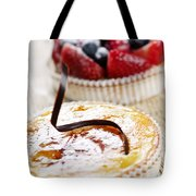 Fruit Tarts Tote Bag