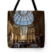 Galleria Vittorio Emanuele. Milano Milan Tote Bag