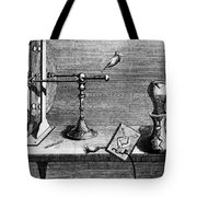 Galvani: Galvanism Tote Bag