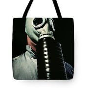 Gas And Darkness Tote Bag
