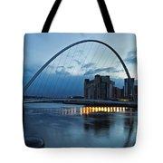 Gateshead Millennium Bridge Tote Bag