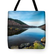 Geirionydd Lake  Tote Bag