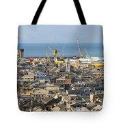 Genova. The Old Town  Tote Bag