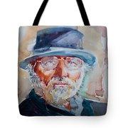 George Tote Bag