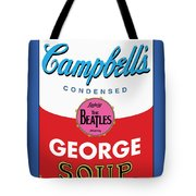 George Tote Bag by Gary Grayson
