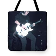Musician George Thorogood Tote Bag