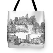 Georgia Institute Of Technology Tote Bag