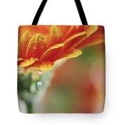 Gerbera Flower Tote Bag