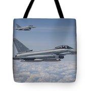 German Eurofighter Typhoon Jets Tote Bag