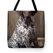 German Short-haired Pointer Dog Tote Bag
