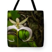 Ghost Orchid Tote Bag