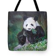 Giant Panda 1 Tote Bag