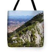 Gibraltar Rock Tote Bag