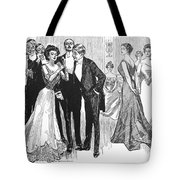 Gibson Girls, 1900 Tote Bag