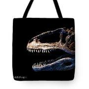 Giganotosaurus Skull 3 Tote Bag