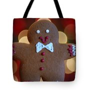 Ginger-bokeh Tote Bag