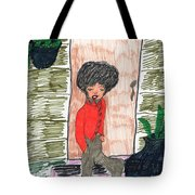 Glad To Be Home Tote Bag
