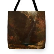 Glen Ellis Falls Tote Bag