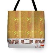 Gold Embossed Foil Art For Mom Digital Graphic Signature   Art  Navinjoshi  Artist Created Images Te Tote Bag