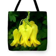 Golden Tears Vine Tote Bag