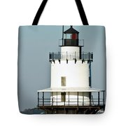 Goose Rocks Lighthouse Tote Bag