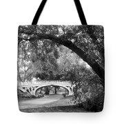 Gothic Bridge Tote Bag