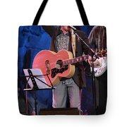 Graham Parker Tote Bag