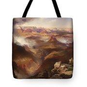 Grand Canyon Of The Colorado River Tote Bag