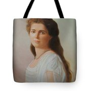 Grand Duchess Maria Nikolaevna Of Russia Tote Bag
