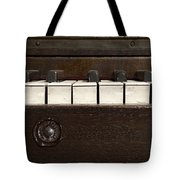 Grand Pianoforte Tote Bag