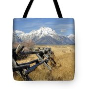 Grand Teton Nat'l Park Tote Bag