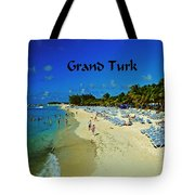 Grand Turk Tote Bag