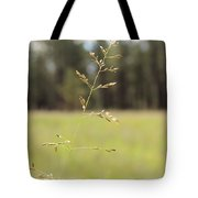 Grassy Meadow Tote Bag