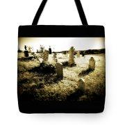 Graveyard 4724 Tote Bag