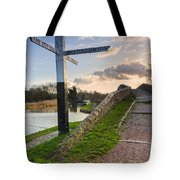 Great Haywood Junction Tote Bag