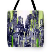 Green City Tote Bag