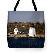 Grindel Point Lighthouse  Tote Bag