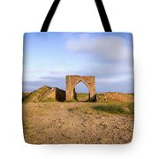 Grosnez Castle - Jersey Tote Bag