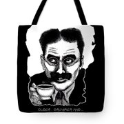 Groucho In The Morning Tote Bag