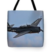 Grumman Tbm-3e Avenger Tote Bag by Tommy Anderson