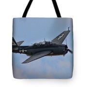 Grumman Tbm-3e Avenger Tote Bag