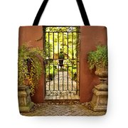 Guardians Of The Garden Tote Bag