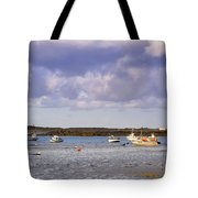 Guernsey Coastline Tote Bag