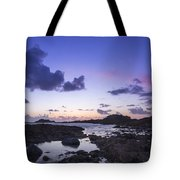 Guernsey Sunset Tote Bag