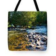Gull River Tote Bag